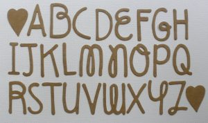 block letters font il fullxfull