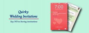 boarding pass invitation quirky hero