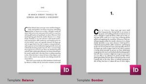 book layout template bookdesigntemplates