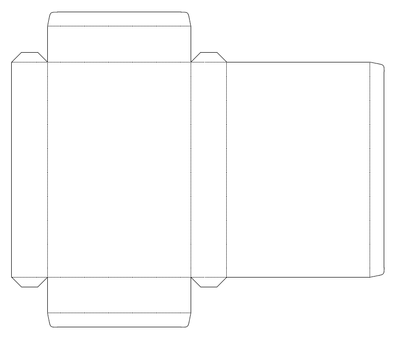 box template maker