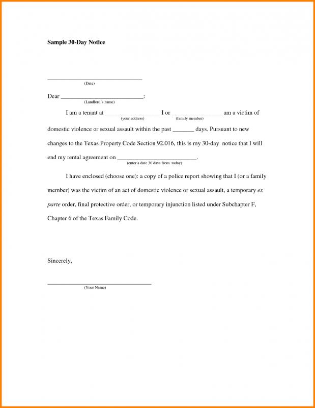 Breaking lease letter template business breaking lease letter spiritdancerdesigns Choice Image
