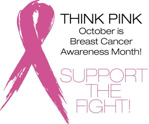 breast cancer awareness flyer shoppink