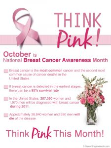 breast cancer flyer breast cancer awareness