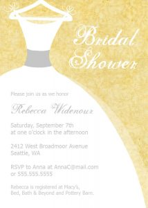 bridal shower invitation template bridal shower invitation templates free download
