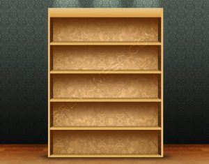 bubble letter template empty wood bookshelf design