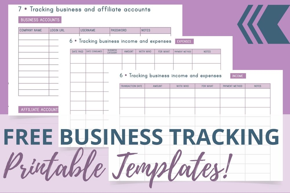 budget planner for business