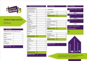 budget template free budget sheet x