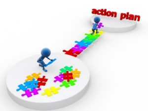 business action plan template id