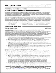 business analyst resumes business analyst resumes is one of the best idea for you to make a good resume