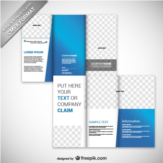 business brochure templates