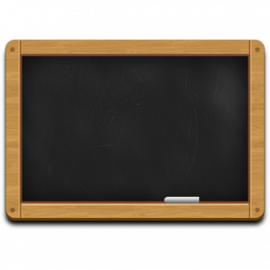 business card template download chalkboard icon x