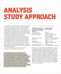 business case study business case study analysis