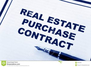 business contract agreement real estate purchase contract