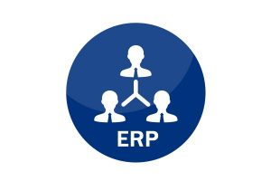 business development plan erp icon e