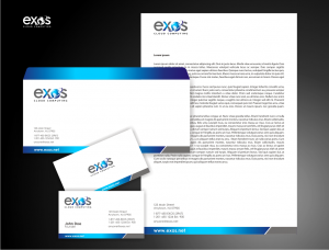 business envelope design