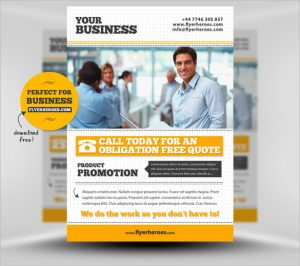 business flyers templates free download business flyer template
