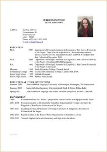 business letter format template academic cv template graduate school example academic cv template