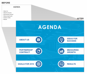 business meeting agenda design impressive agenda slide for powerpoint presentation x
