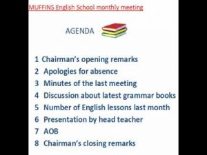 business meeting agenda hqdefault