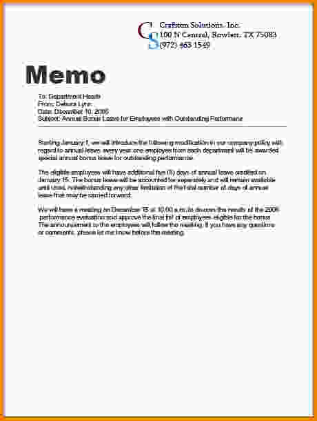 Business memo format template business business memo format flashek