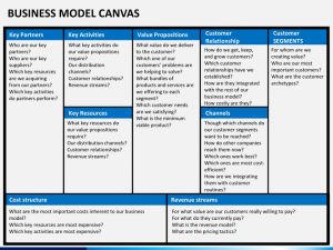 business model template business model template wpnwhqgd