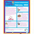 business newsletter templates download preschool newsletter sample
