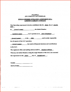 business partnership agreement template operating agreement sample sample llc operating agreement sample l