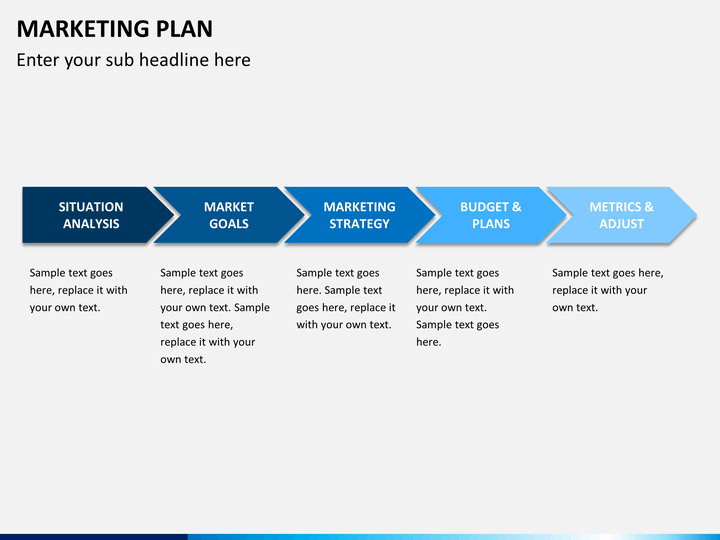 marketing outline template