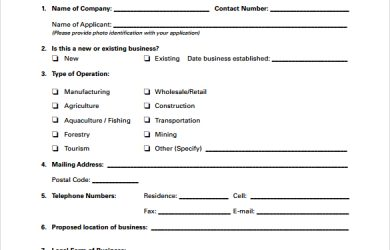 business plan sample pdf business plan template free download pdf