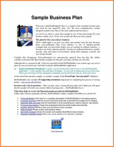 business plan template pdf example of a business plan layout bussines proposal for business plan template pdf