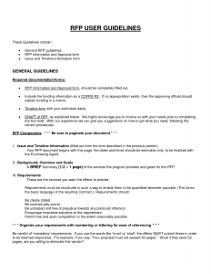 Business Proposal Format Business Proposal Template
