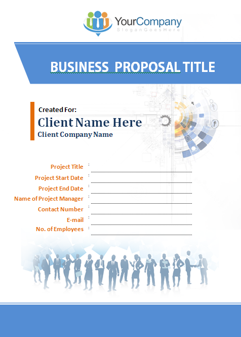 Business Proposal Template Word | Template Business