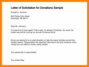 business receipt template solicitation letter samples