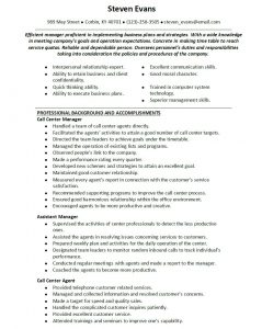 call center resume examples call center resume template kthodv