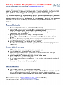 call center resume examples call center supervisor resume sample