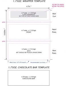 candy wrapper template candy bar wrappers template google search baby shower ideas pertaining to candy bar wrapper template for word