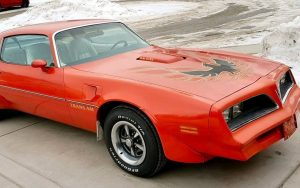 car maintenance log pontiac trans am e