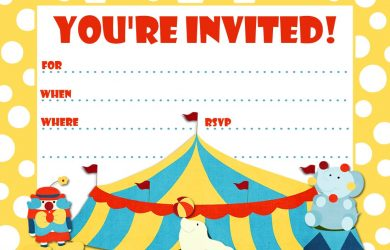 carnival invitation template irxxrt