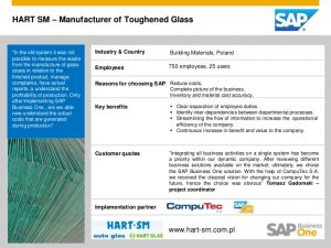 case notes template computec sap customer success stories