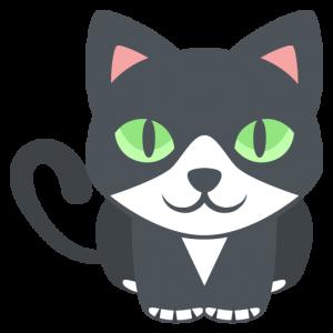 cat emoji text cat