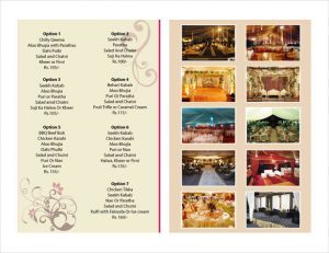 catering menu template catering menu template