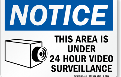 cell phone policy workplace sample pdf video surveillance notice sign s