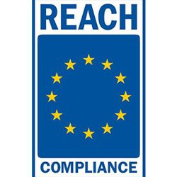 certificate of compliance template reach compliance