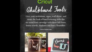 chalk board fonts maxresdefault