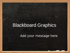 chalkboard powerpoint templates blackboard graphics template sample download