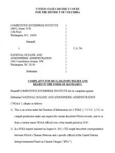 change order forms noaa lawsuit cei