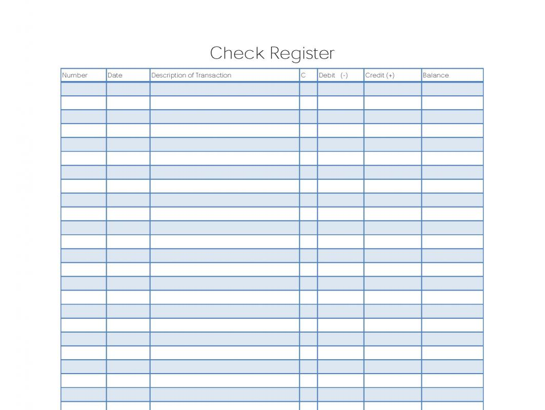 photograph about Free Printable Check Register referred to as Look at Sign-up Template Template Place of work