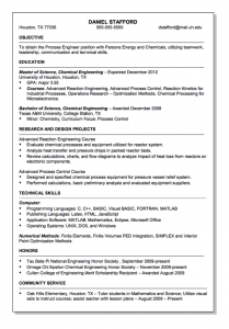 chemical engineer resume parsons energy and chemical engineer resume sample