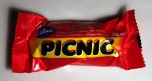 chocolate bar wraper picnic chocolate wrapper