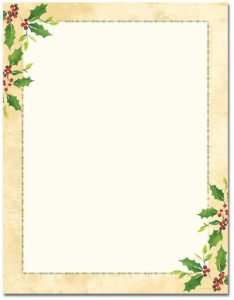 christmas borders for letters fbcbdad christmas border christmas letters
